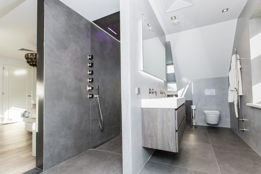 Badkamers bouwbedrijf den heeten