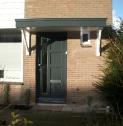 Renovatie voordeur kozijn